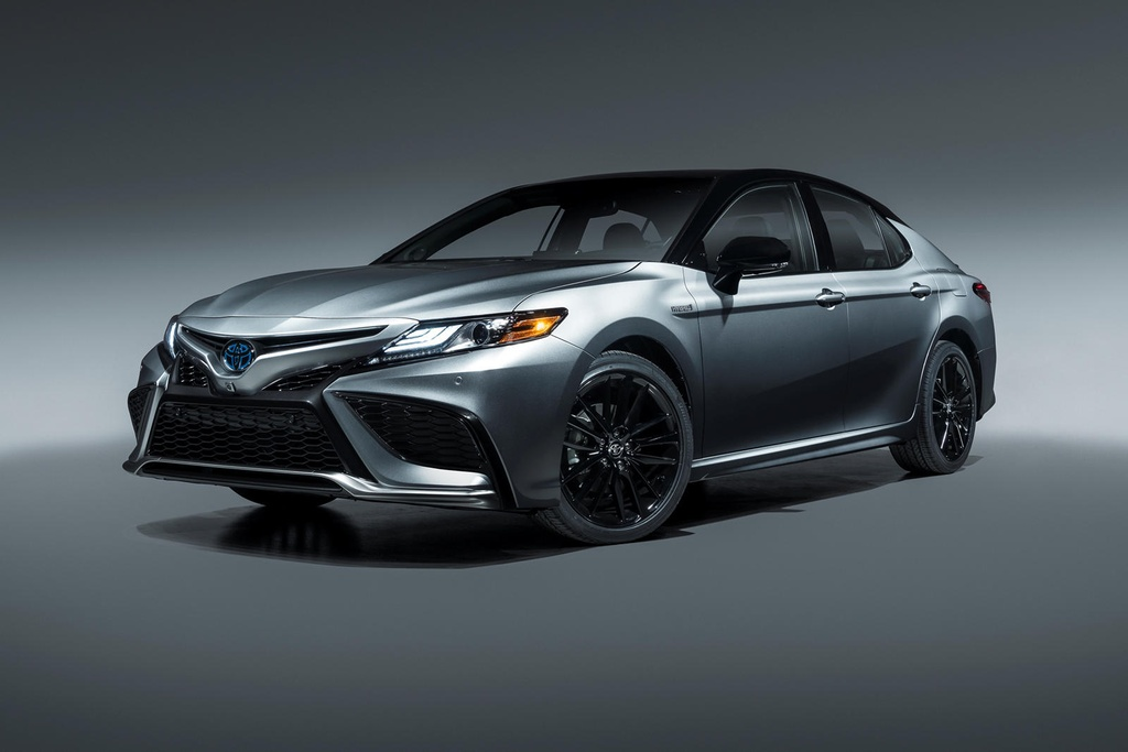 Toyota Camry 2021 nang cap thiet ke anh 15