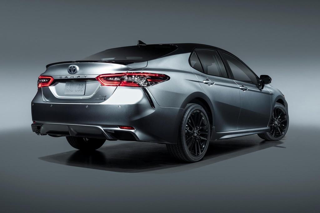 Toyota Camry 2021 nang cap thiet ke anh 16