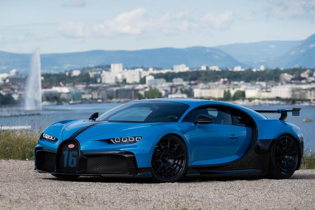 Bugatti Chiron Pur Sport sap san xuat anh 1