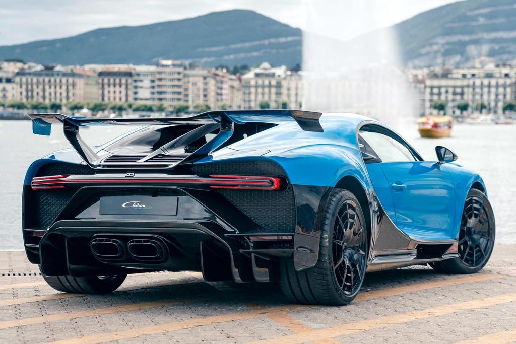 Bugatti Chiron Pur Sport sap san xuat anh 3