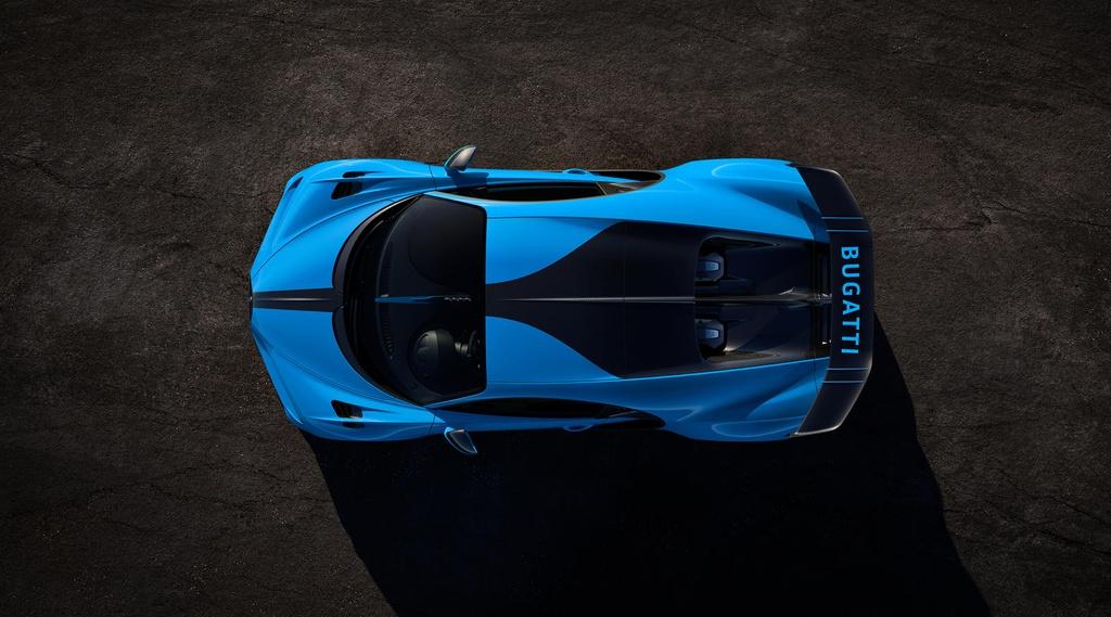 Bugatti Chiron Pur Sport sap san xuat anh 5