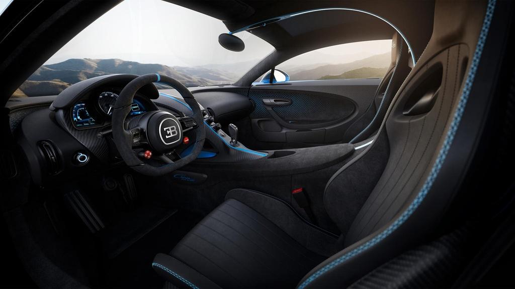 Bugatti Chiron Pur Sport sap san xuat anh 6