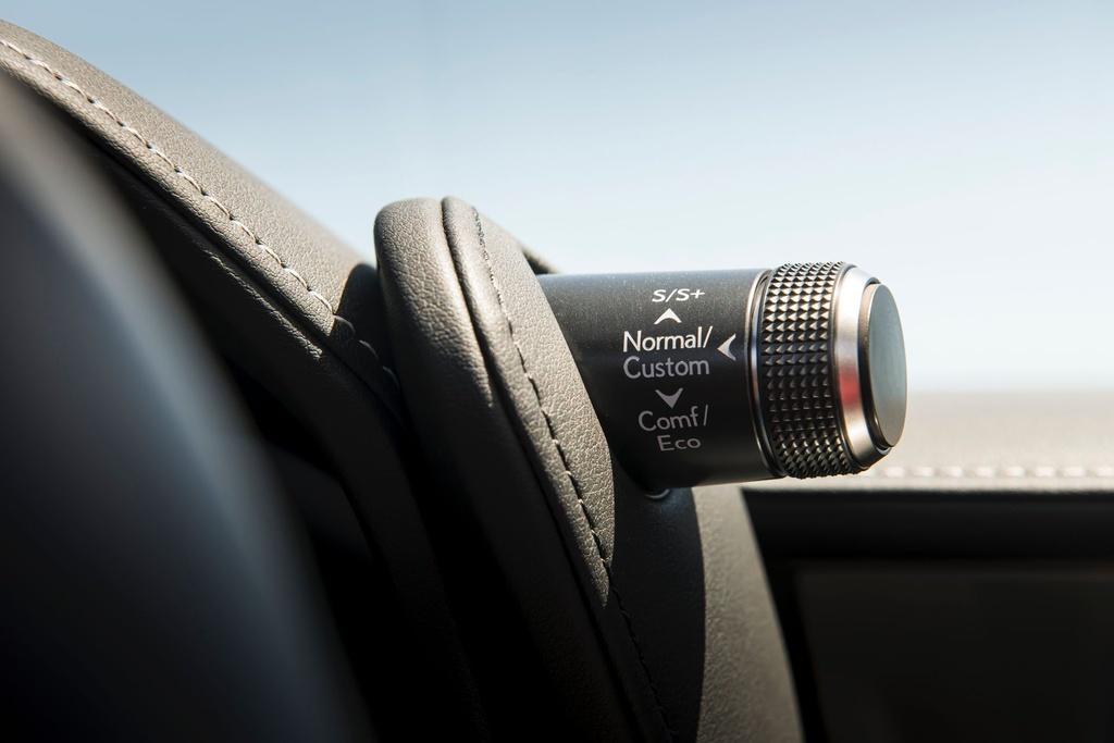 Lexus LC 500 Convertible 2021 sap ban ra thi truong anh 21