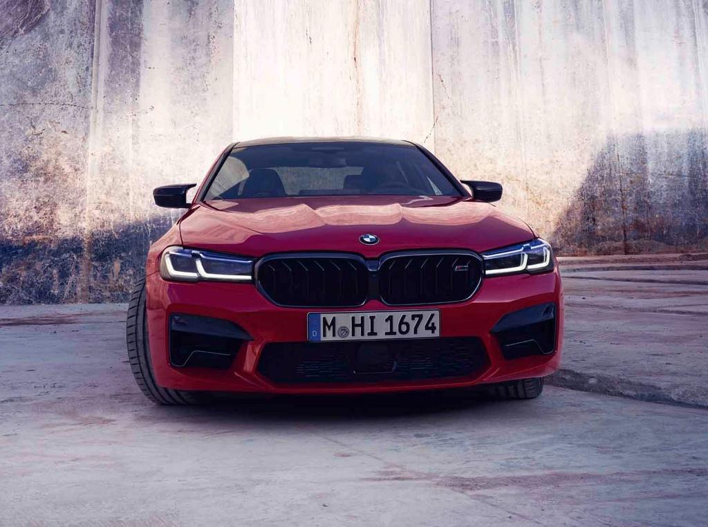 gia ban BMW M5 Competition 2021 tai Australia anh 3