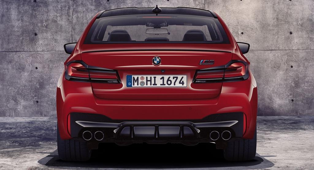 gia ban BMW M5 Competition 2021 tai Australia anh 11