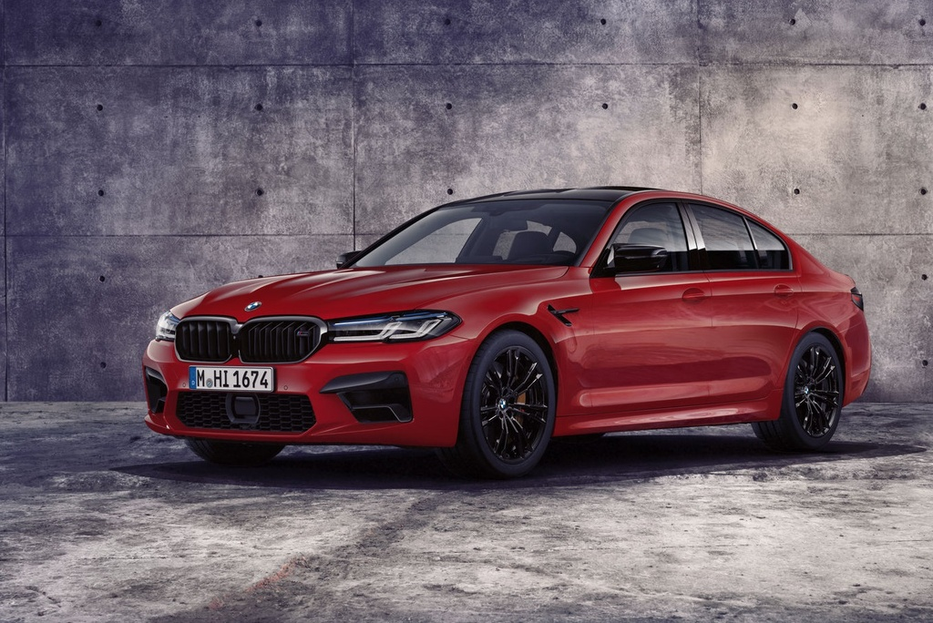 gia ban BMW M5 Competition 2021 tai Australia anh 10