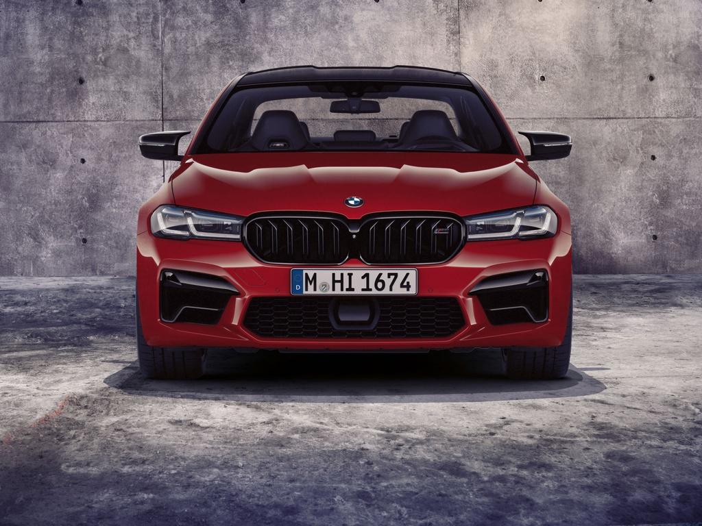 gia ban BMW M5 Competition 2021 tai Australia anh 1
