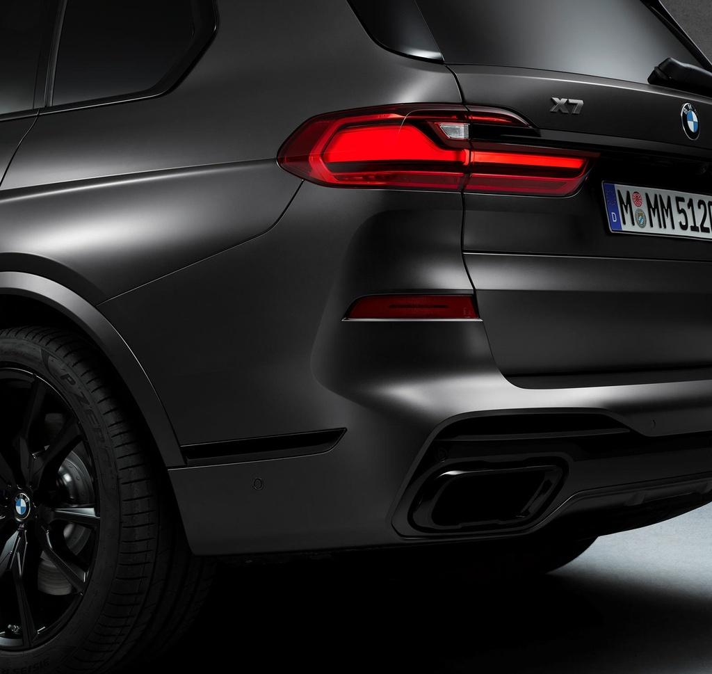 BMW X7 2021 ra phien ban bong dem anh 14