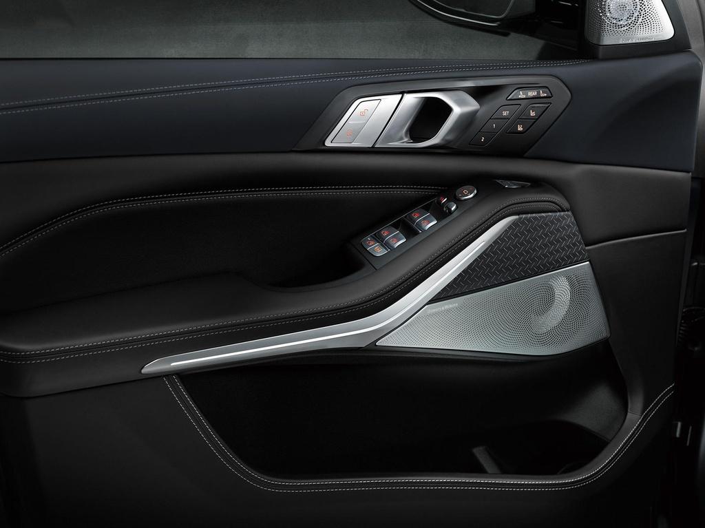 BMW X7 2021 ra phien ban bong dem anh 11