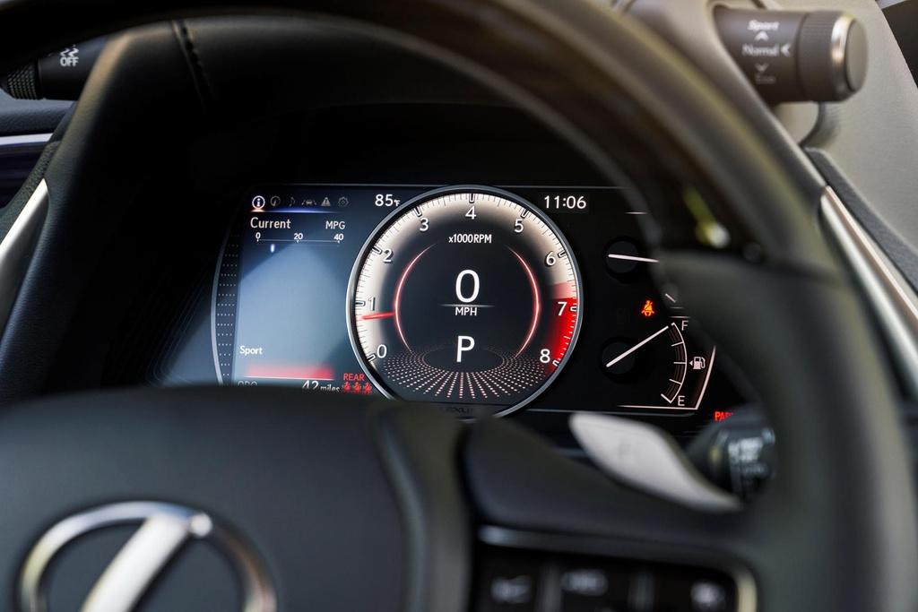 Lexus ES 2021 ra mat anh 12