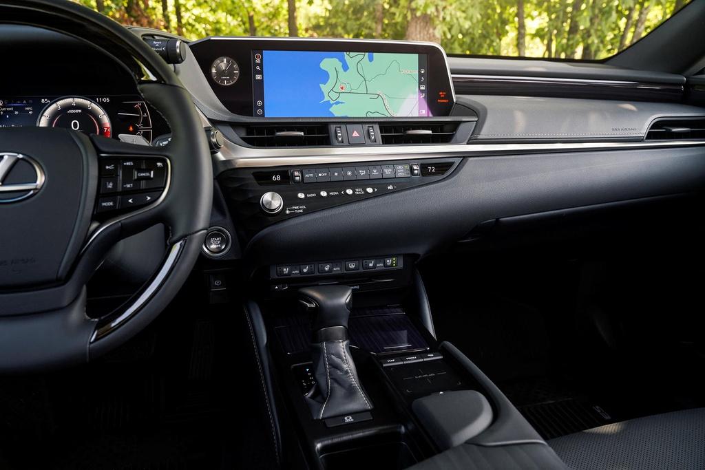 Lexus ES 2021 ra mat anh 11