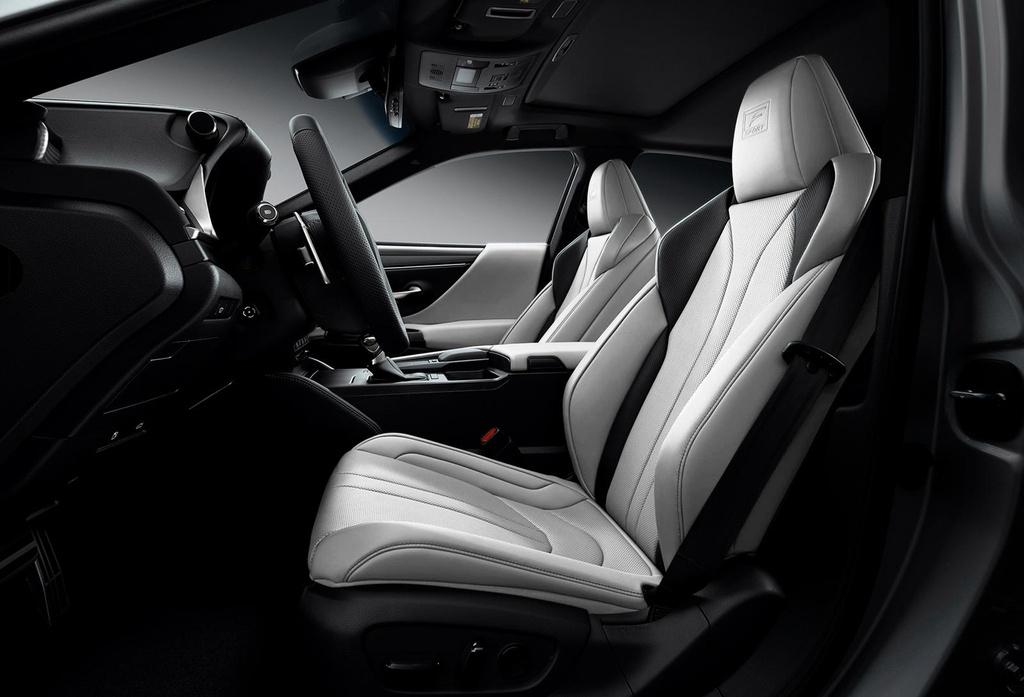 Lexus ES 2021 ra mat anh 9