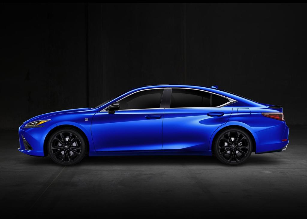 Lexus ES 2021 ra mat anh 6