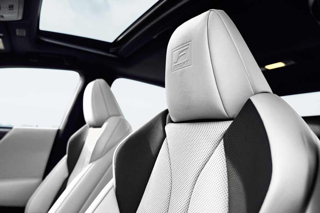 Lexus ES 2021 ra mat anh 16