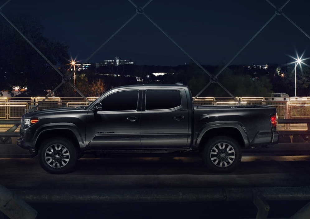 Toyota cong bo gia ban Tacoma 2021 anh 9