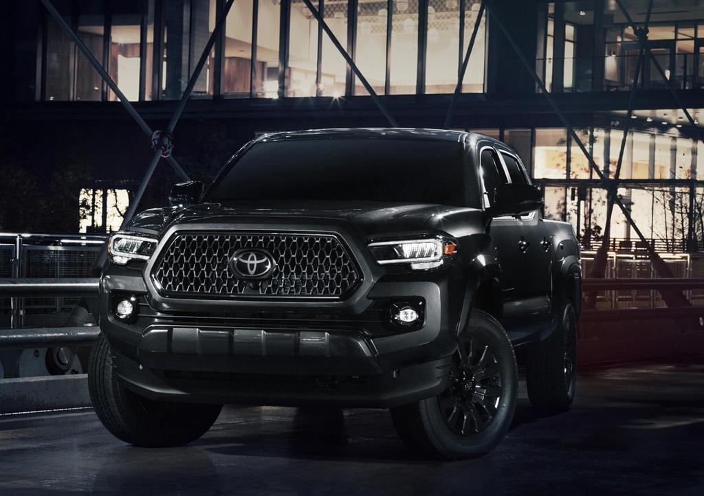 Toyota cong bo gia ban Tacoma 2021 anh 6
