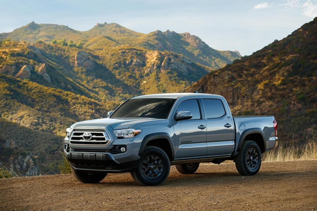 Toyota cong bo gia ban Tacoma 2021 anh 5