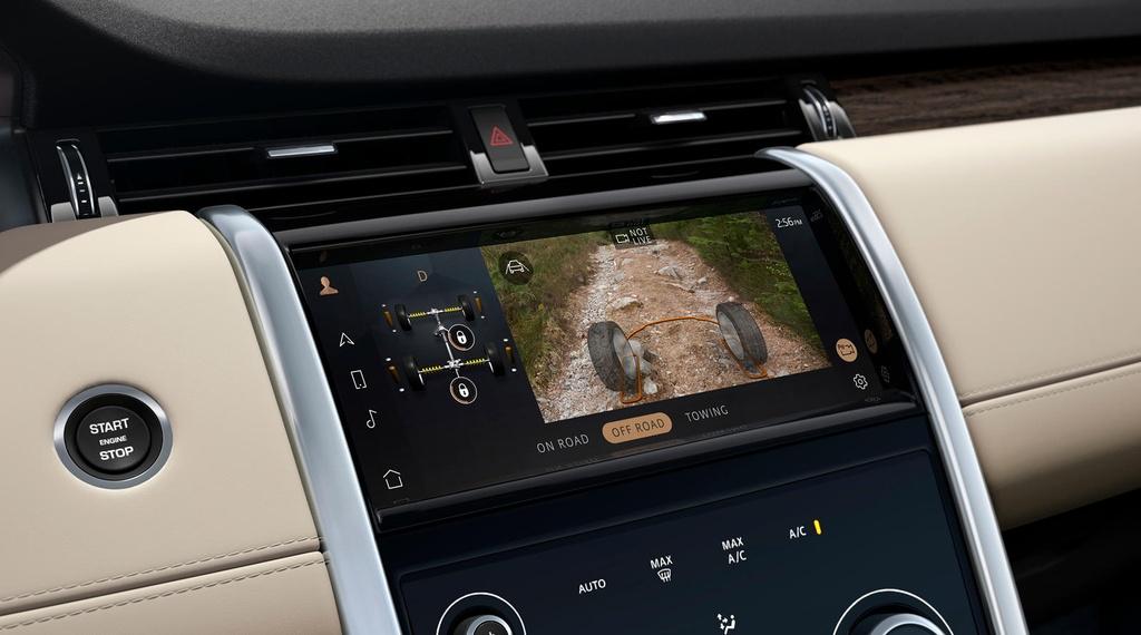 Land Rover Discovery Sport 2021 nang cap dong co va cong nghe anh 13