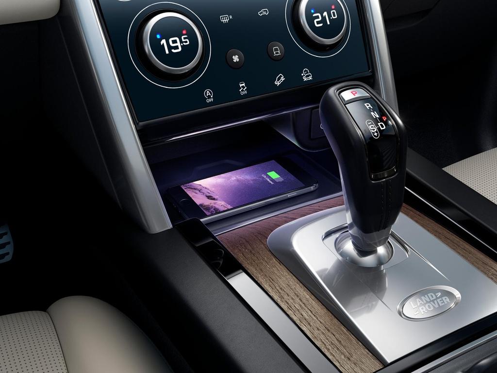 Land Rover Discovery Sport 2021 nang cap dong co va cong nghe anh 11