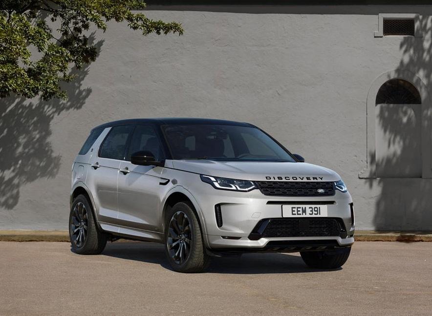 Land Rover Discovery Sport 2021 nang cap dong co va cong nghe anh 19