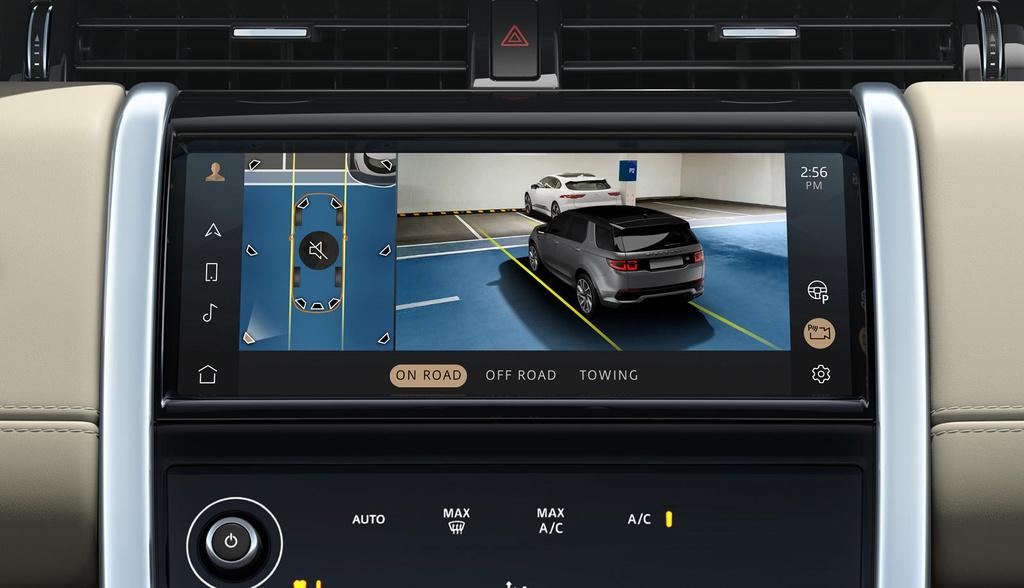 Land Rover Discovery Sport 2021 nang cap dong co va cong nghe anh 15