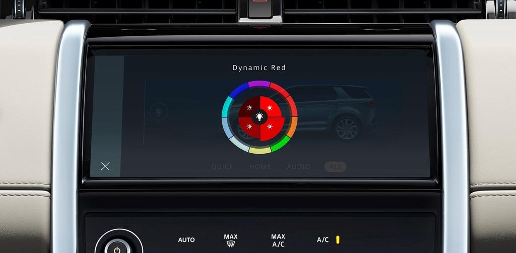 Land Rover Discovery Sport 2021 nang cap dong co va cong nghe anh 17