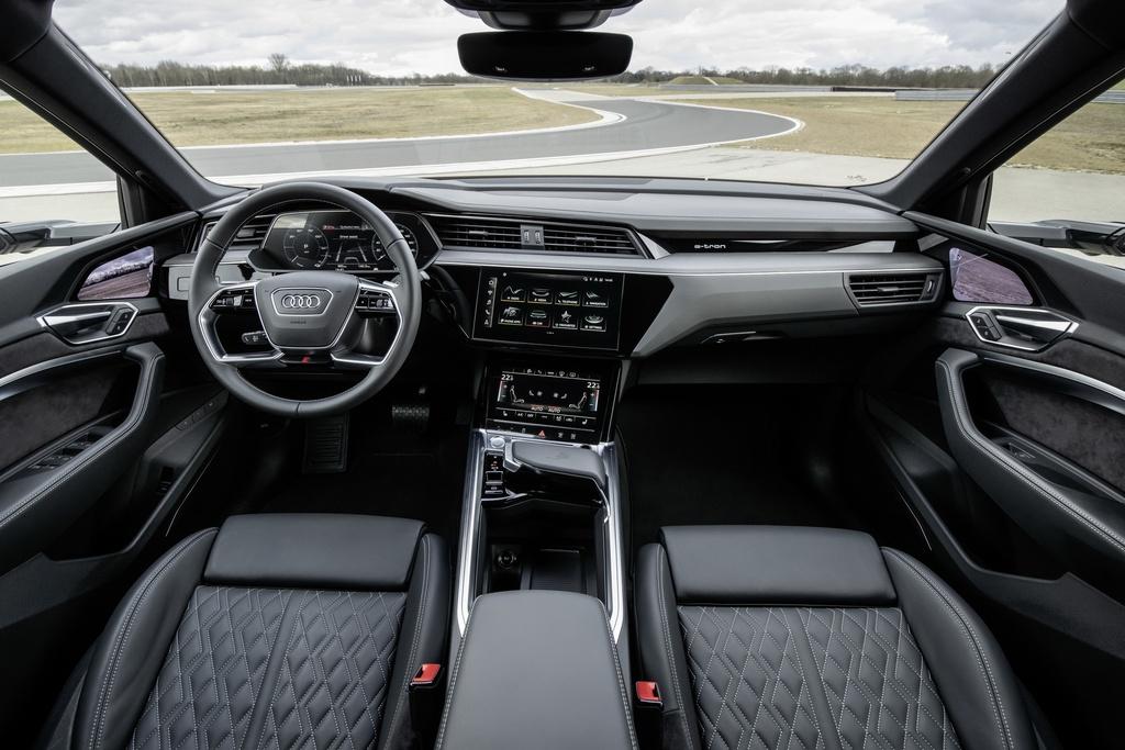 Audi E-Tron S 2021 ban ra thi truong anh 19