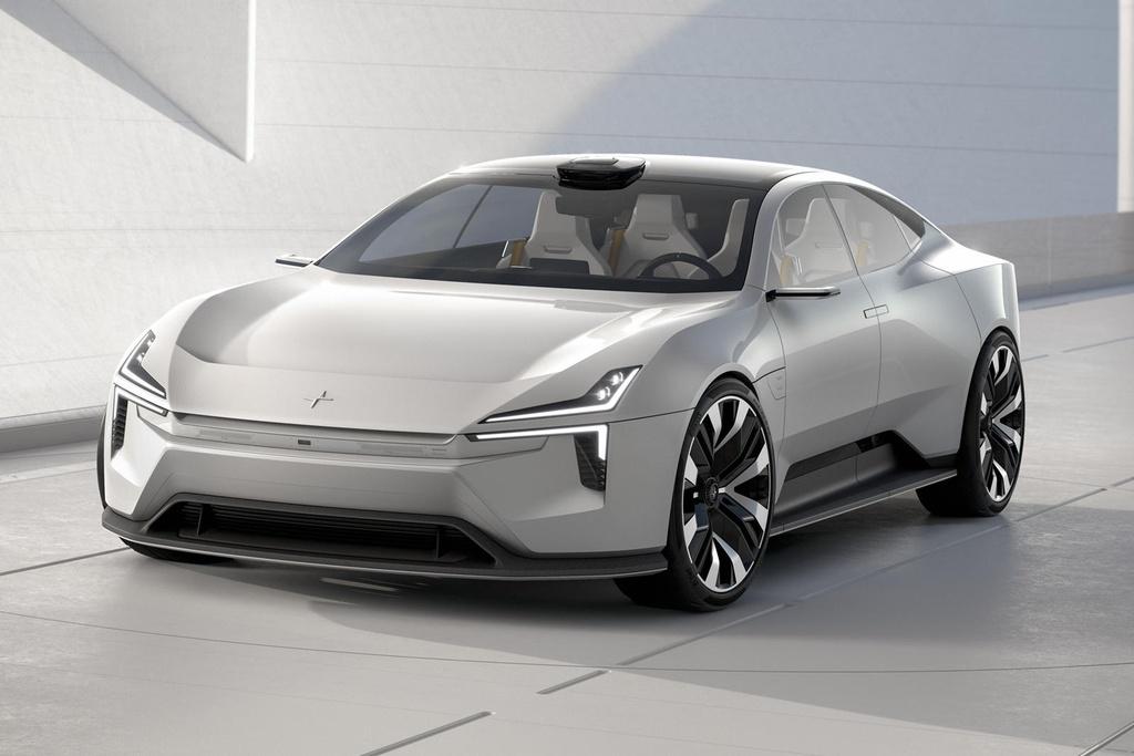 them doi thu canh tranh voi Tesla Model S anh 1