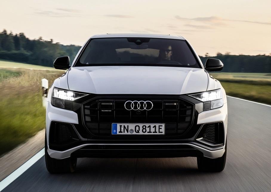 Audi ra mat 2 phien ban Q8 plug-in hybrid moi nhat anh 15