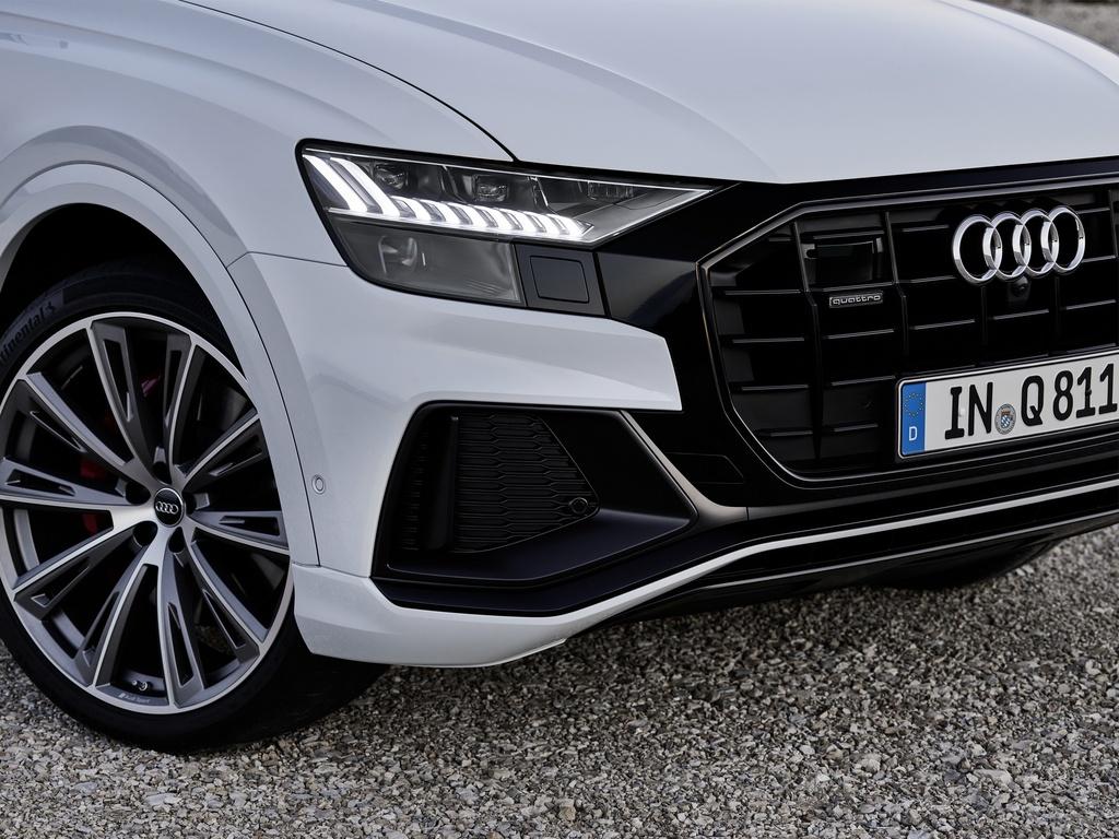 Audi ra mat 2 phien ban Q8 plug-in hybrid moi nhat anh 16