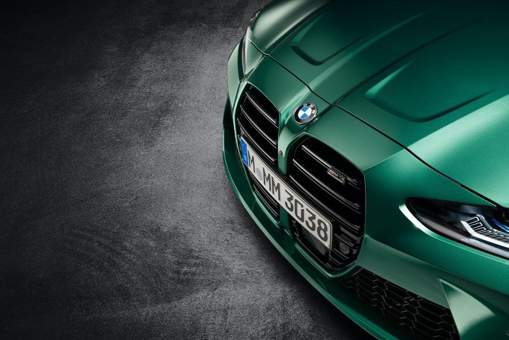 BMW M3 2021 giao xe vao thang 2/2021 anh 9