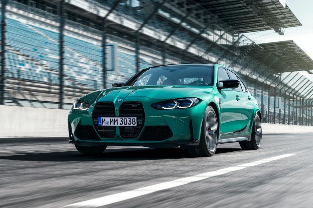 BMW M3 2021 giao xe vao thang 2/2021 anh 1