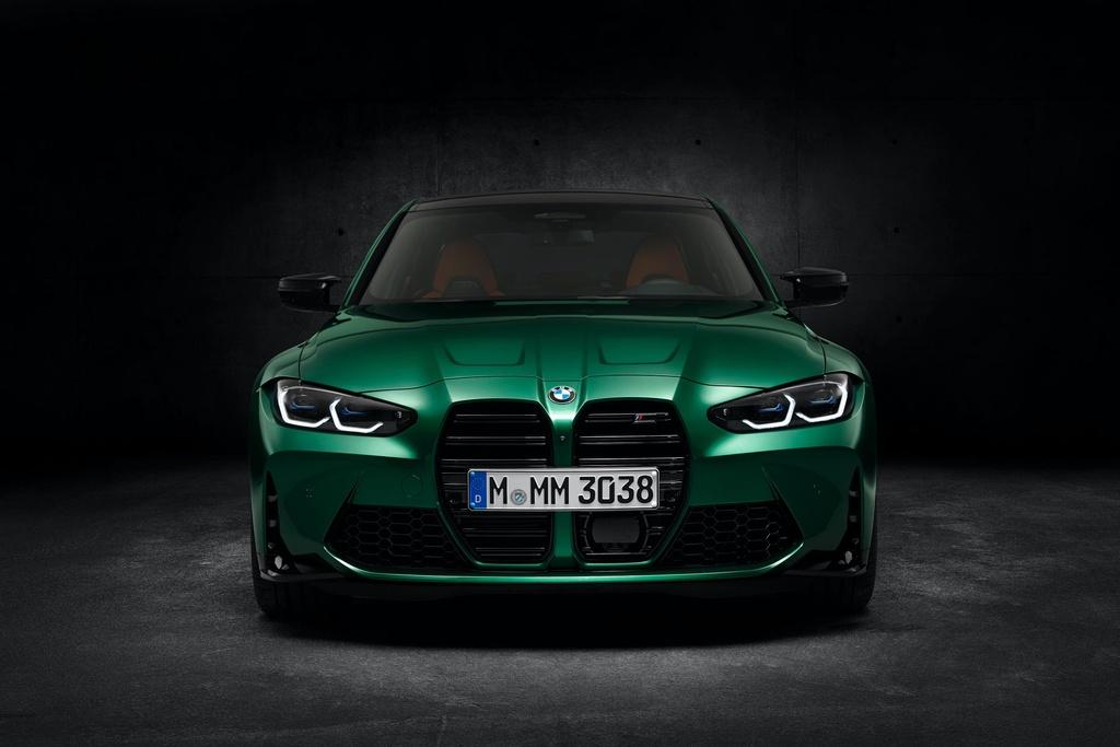 BMW M3 2021 giao xe vao thang 2/2021 anh 2