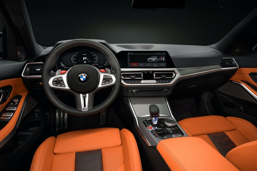 BMW M3 2021 giao xe vao thang 2/2021 anh 6