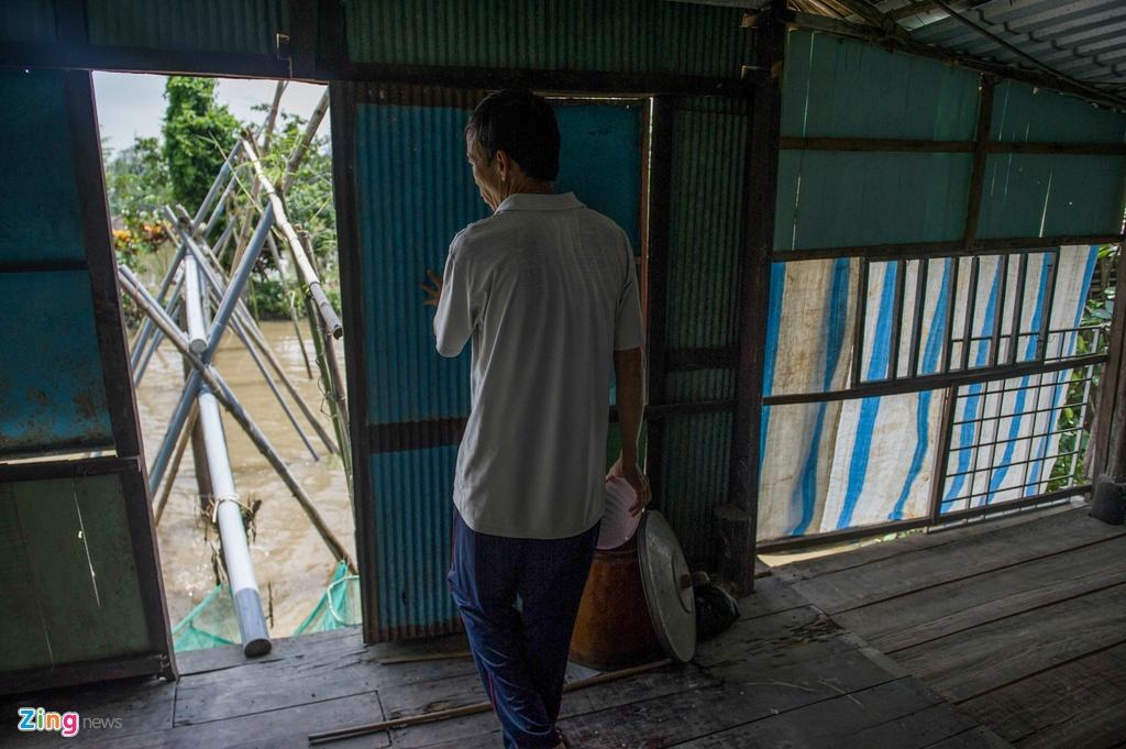 Anh hung Nguyen Van Bay se an nghi duoi khom tre vuon nha hinh anh 16