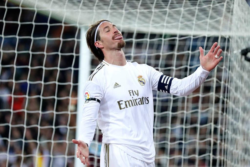 Hazard la van de lon cua HLV Zidane va Real hinh anh 2 Sergio_Ramos.jpg