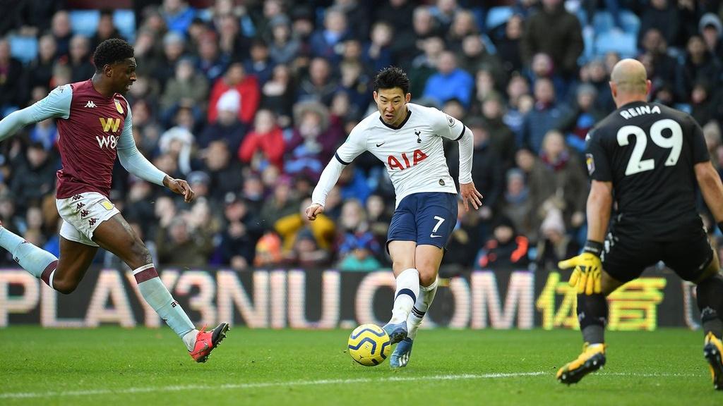 Son Heung-min dang thay doi dinh kien cua Mourinho hinh anh 2 Sonny2.jpg