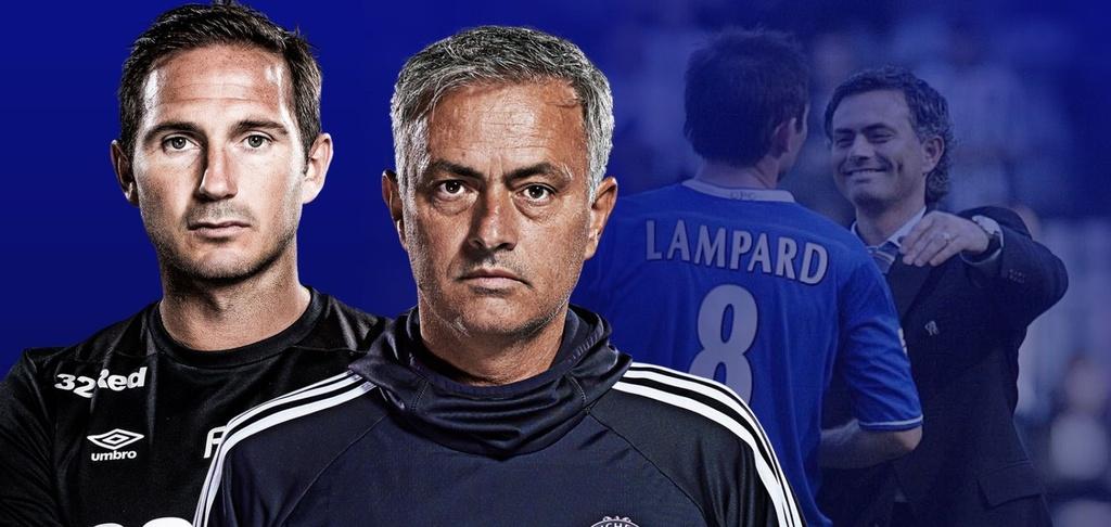 Jose Mourinho anh 1