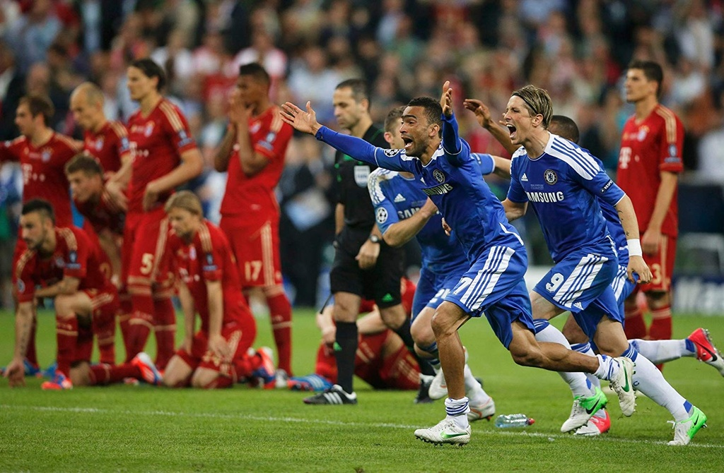 Tran gap Bayern la thu thach lon voi HLV Lampard hinh anh 1 chelsea.jpg