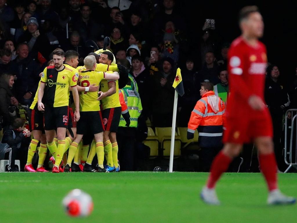 Vien canh khien Liverpool khong vo dich Premier League hinh anh 1 0_Premier_League_Watford_v_Liverpool.jpg