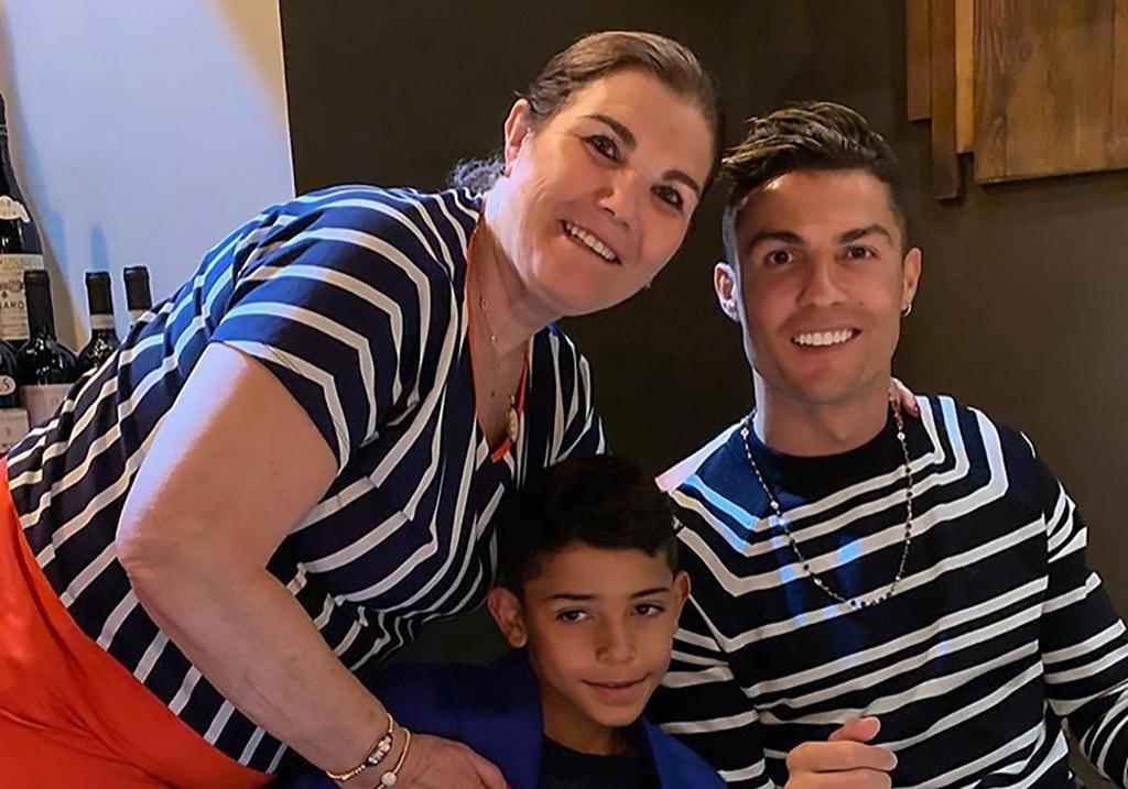 me Ronaldo anh 3
