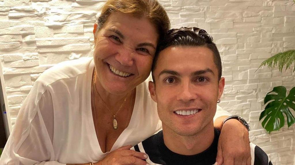 me Ronaldo anh 1