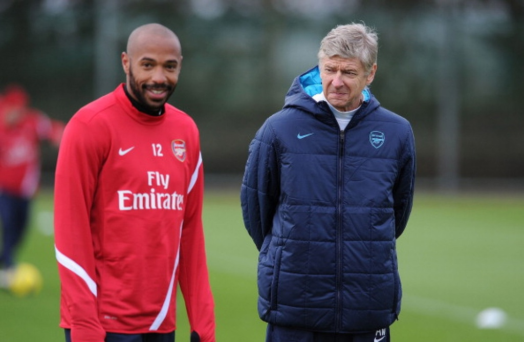 Thierry Henry anh 1