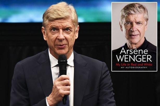 Arsene Wenger tu truyen anh 1