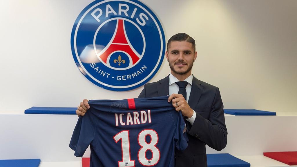 Mauro Icardi anh 1