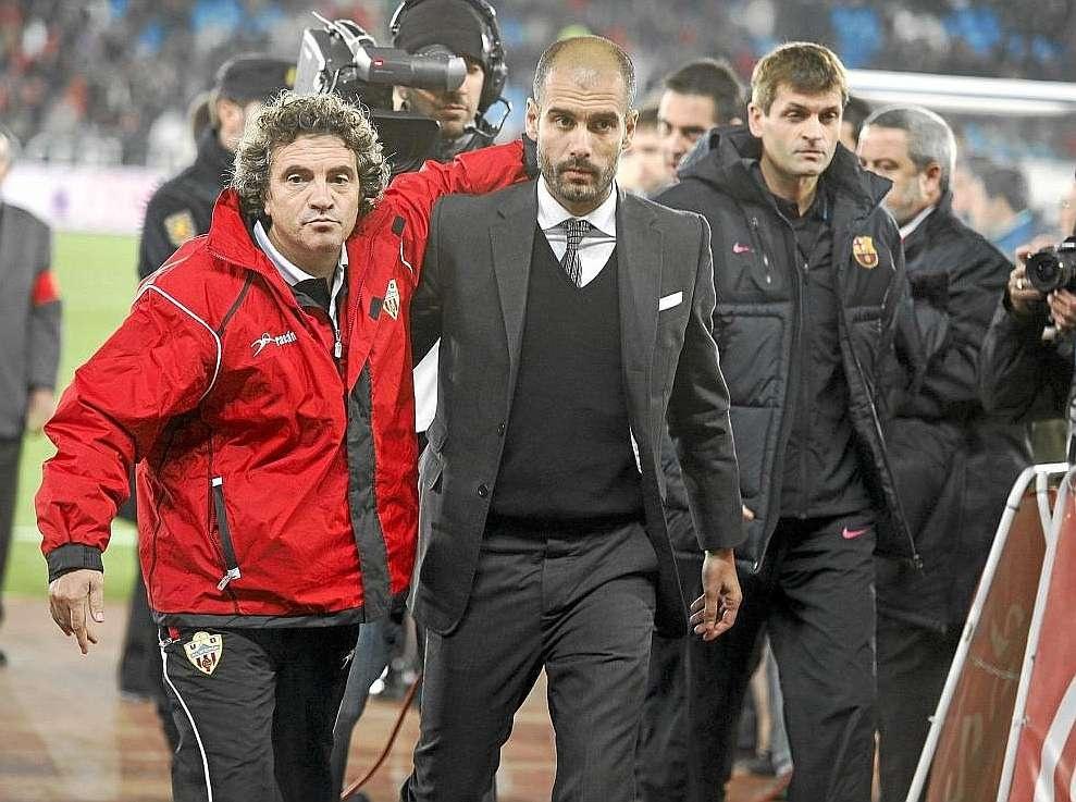 Pep Guardiola anh 1