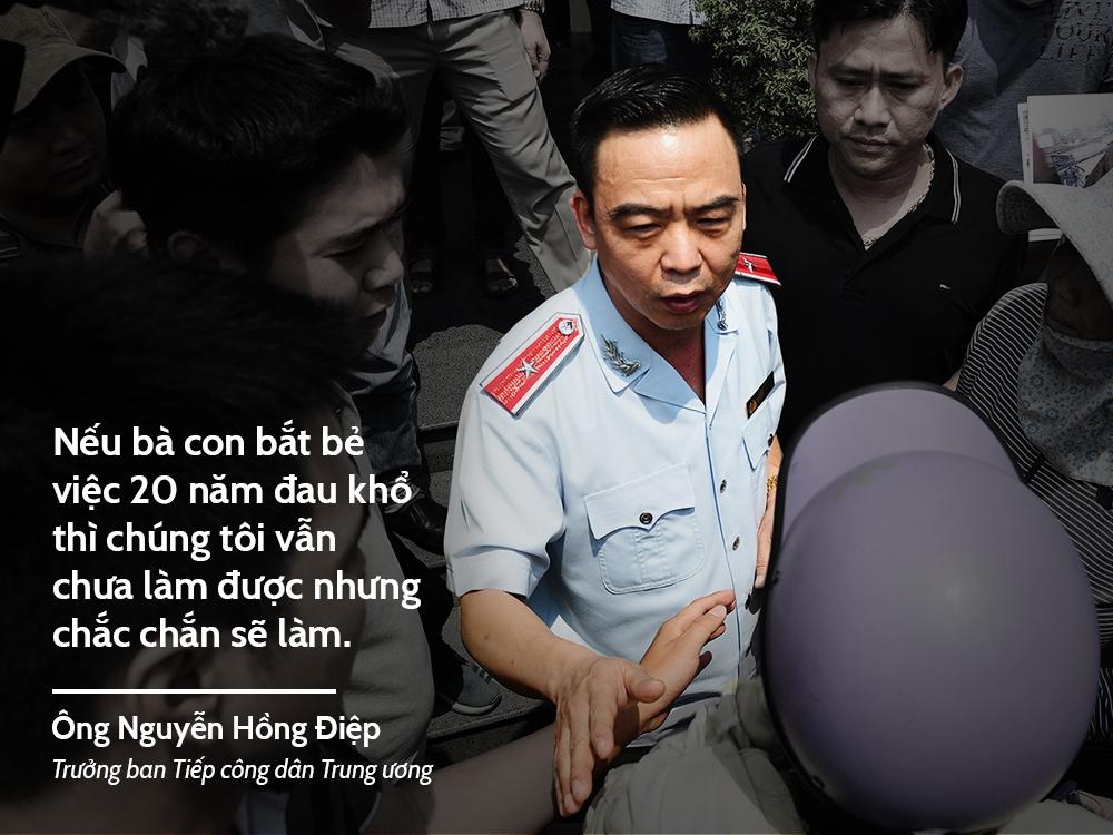 Chu tich UBND TP.HCM gap dan Thu Thiem anh 8