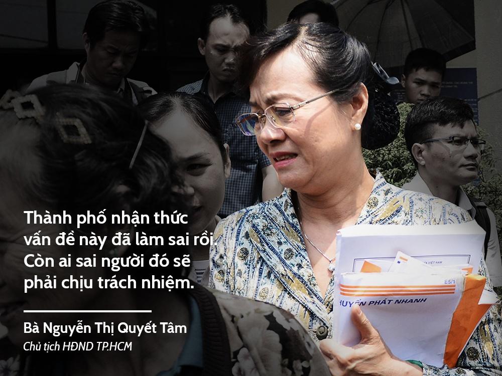 Chu tich UBND TP.HCM gap dan Thu Thiem anh 3