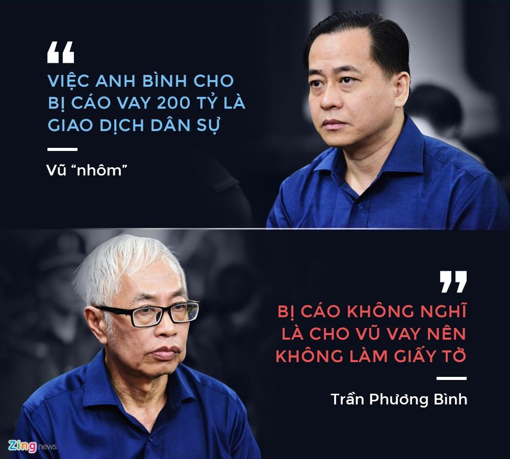 Tran Phuong Binh an han, nghen ngao xin loi cuu nhan vien DAB hinh anh 3