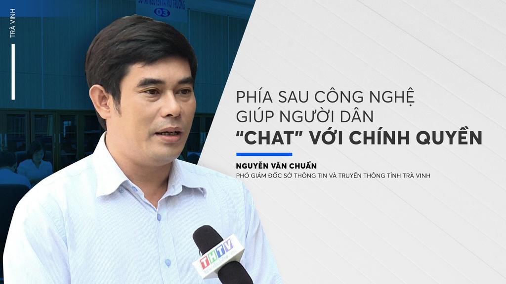 Phia sau cong nghe giup nguoi dan 'chat' voi chinh quyen hinh anh 1